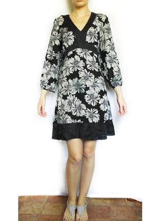Красивое летнее тоненькое платье