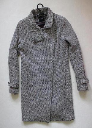 Актуальное пальто на молнии next