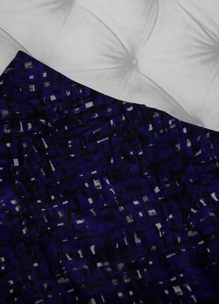 Красивая и стильная  юбка с карманами3 фото