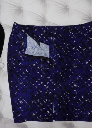 Красивая и стильная  юбка с карманами4 фото