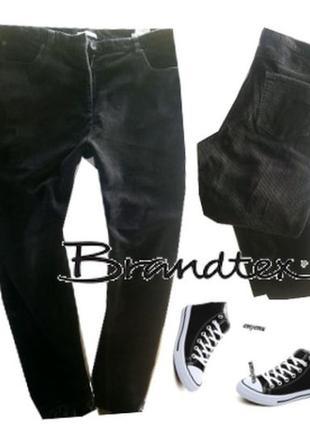 Стрейчевые вельветовые джинсы размер  50-52