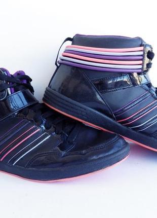 Кроссовки высокие adidas neo оригинал