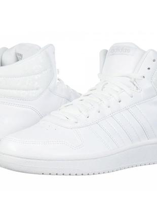 Кросівки  adidas vs hoops mid 2.0 white
