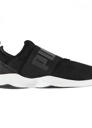 Кроссовки puma dare ladies black/white