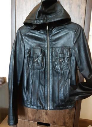 Кажанная куртка