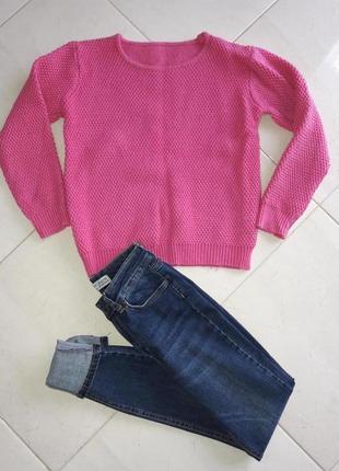 Теплый свитер +кофточка в подарок