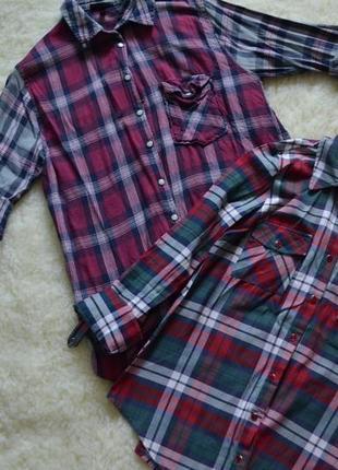 Удлиненная рубашка от topshop