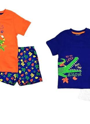 Комплект пижам для мальчика, пижама, костюм primark германия