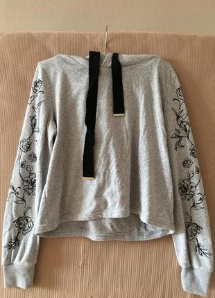 Худи свитер