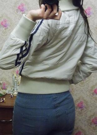 Тёплая осенняя куртка 36 размер! blend shе2 фото
