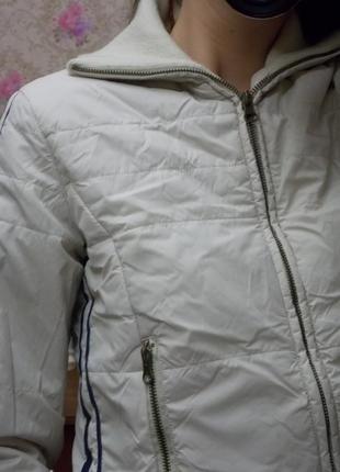 Тёплая осенняя куртка 36 размер! blend shе3 фото