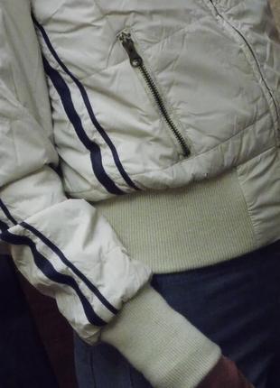 Тёплая осенняя куртка 36 размер! blend shе4