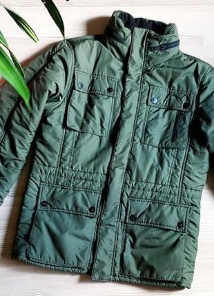 267bd9880141 Куртка мужская хаки фирменная оригинал puma осенняя Puma, цена - 650 ...