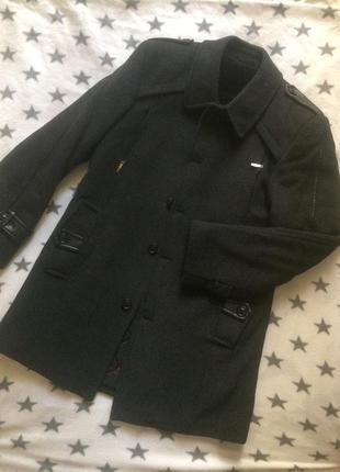Пальто тёплое зимнее 46-48