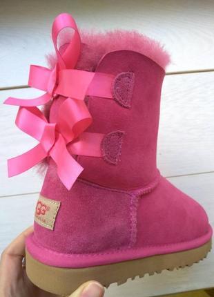 Детские угги, зимняя обувь