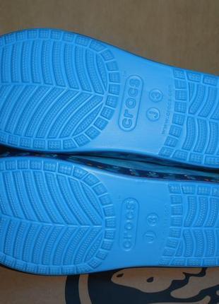 Резиновые сапоги crocs bump р. j3-22,5см. оригинал5