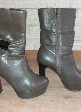 Шикарные демисизонные ботинки startys 👢