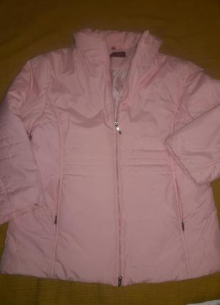 Куртка valentino  теплая разм. 40