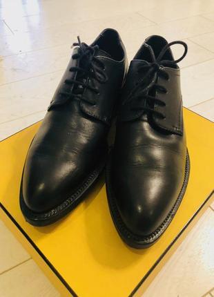 Туфли испанского бренда  uterque !!!