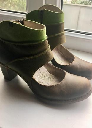 Супер туфли el naturalista р.41 (27см)