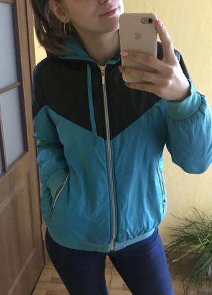 Курточка куртка вітровка адідас