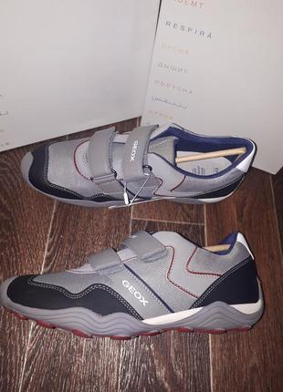 Крутые кроссовки geox 40