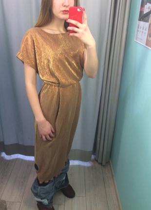 Новое вечернее платье andre tan