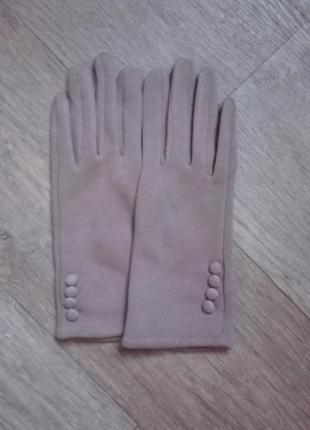 Елегантні зимові рукавички, виробництво іспанія