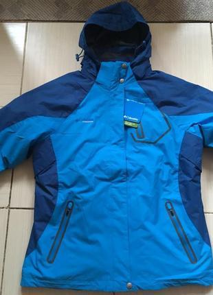 Зимняя куртка columbia titanium 3в1 omni-heat