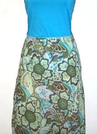 Стильная юбка карандаш от kombi world размер: 46-48, m-l