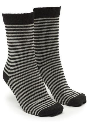Носки с люрексом тсм tchibo, размер 35-38