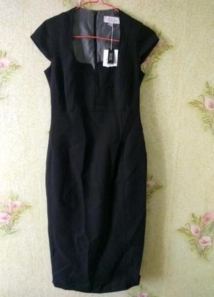 Классическое платье сарафан миди petite collection