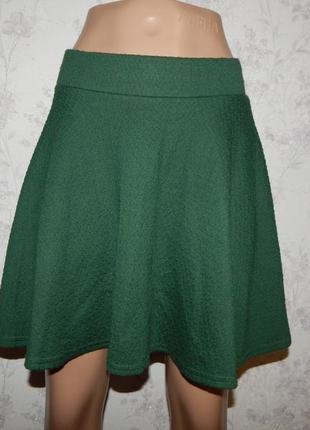 Pins&needles юбка акриловая стильная модная рs