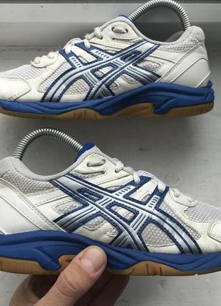 Продам спортивные кроссовки asics gel doha gs 32,5р (волейбол, гандбол, тенис) оригинал
