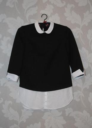Брендовый свитер f&f