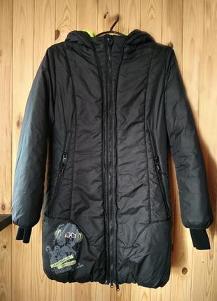 Куртка / пуховик (холлофайбер) icebear