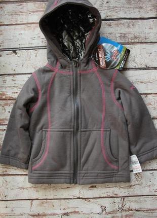 Трикотажная куртка на прохладную осень