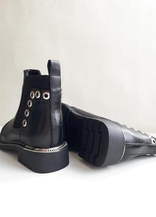 Акція! жіночі демісезонні напівчобітки (полусапожки, ботинки) розмір 38, 39, 41.3