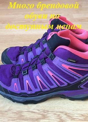 Термо ботинки salomon оригинал 37 размера в состоянии новых