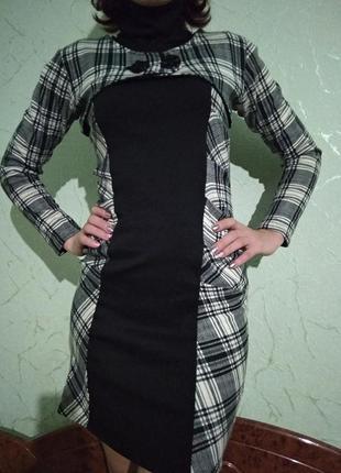Плаття болеро