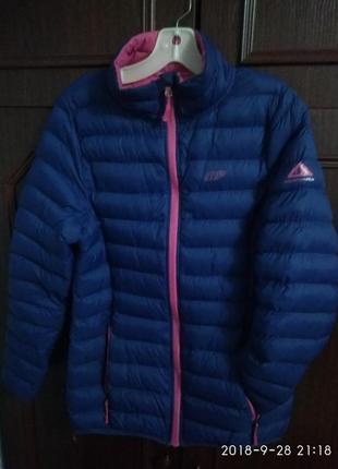 Стеганая куртка  mountain peak