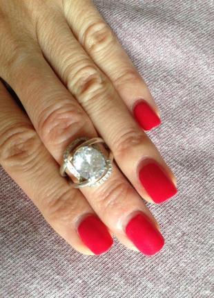 Комплект браслет и кольцо серебро 9255 фото