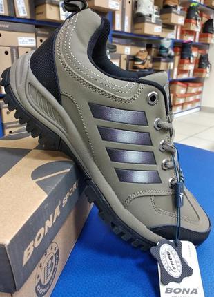 Демисезонные мужские кроссовки/bona 713tb