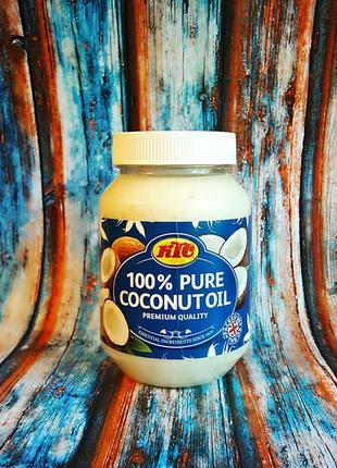 Кокосова олія 100% ktc