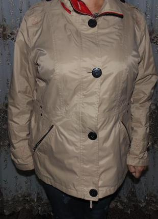 Куртка-ветровка raintex германия  ботал(большой выбор теплой одежды)