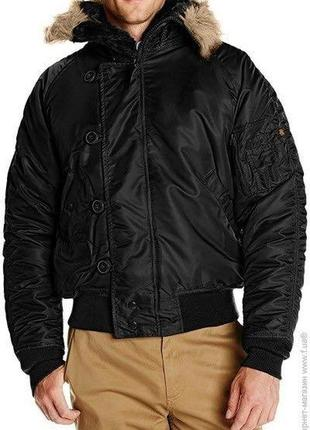 Унікальна знижка! зимова куртка alpha industries