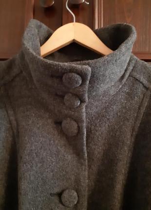 Пальто шерстяное marks & spencer.3