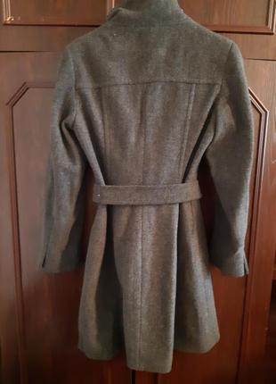 Пальто шерстяное marks & spencer.4