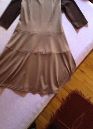 Трикотажное платье laura bettini
