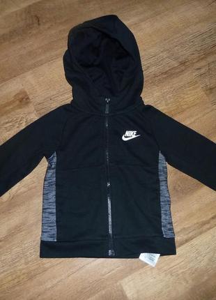 Куртка, ветровка, толстовка, бомбер nike на 3 года рост 90-96 см